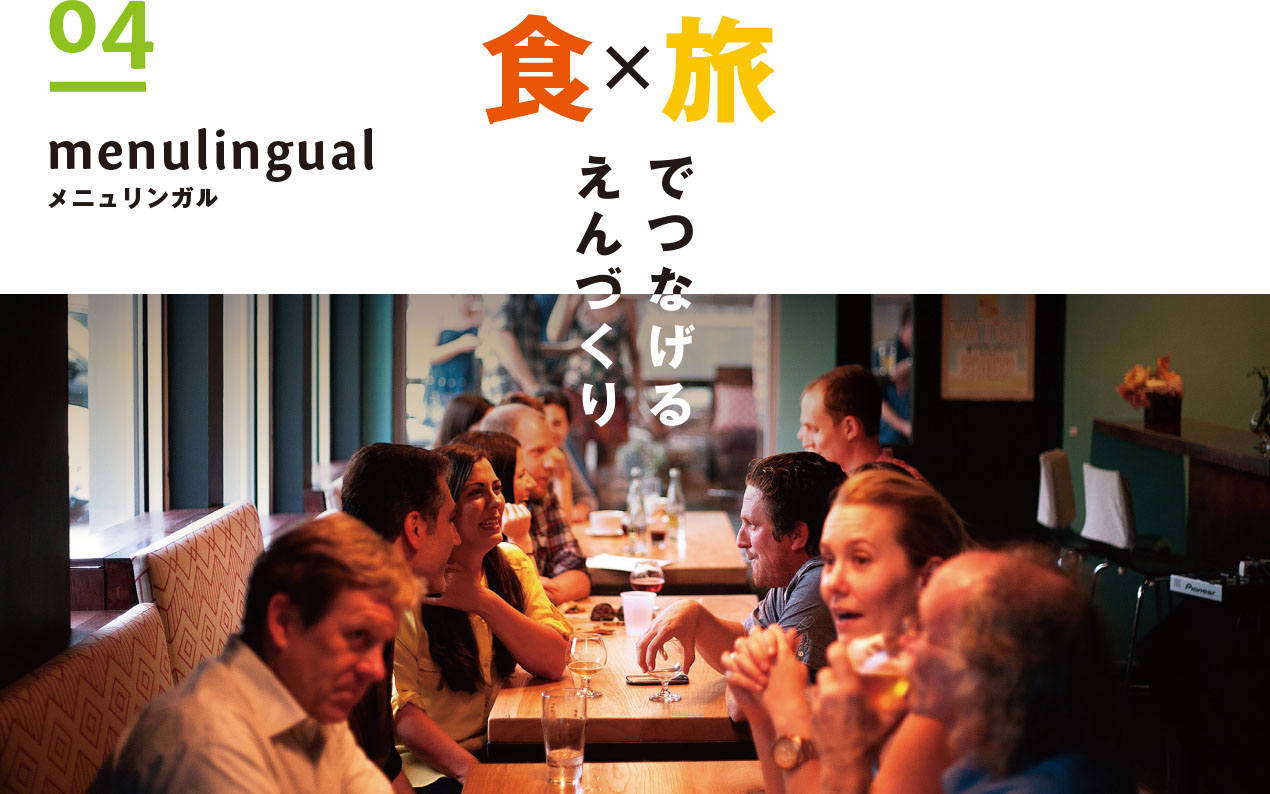 04:menulingual relate your world by EAT and TRIP for PC
